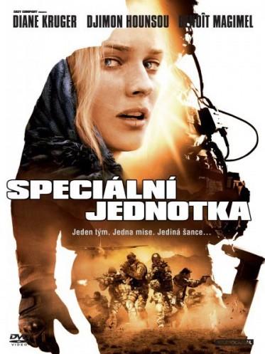 Speciální jednotka - DVD /plast/