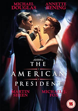 The American President / Americký prezident - DVD /plast/