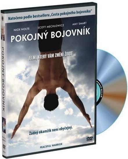 Pokojný bojovník - DVD /plast/