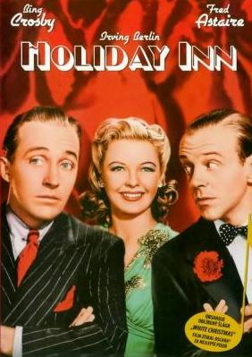 Holiday Inn - v originálním znění s CZ titulky - DVD /plast/