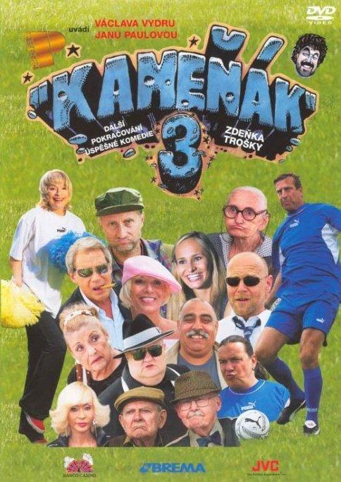 Kameňák 3 - DVD /pošetka/