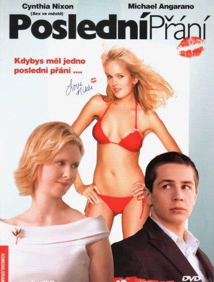 Poslední přání - DVD /plast/