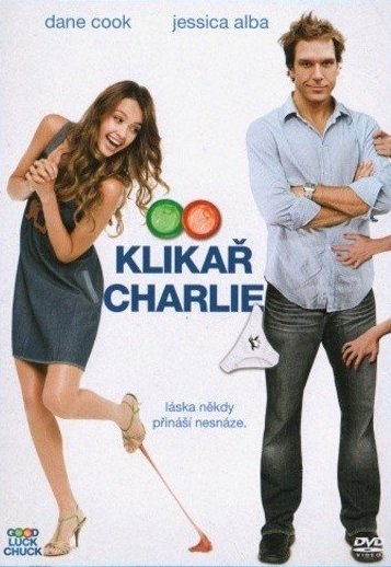 Klikař Charlie - DVD /plast/