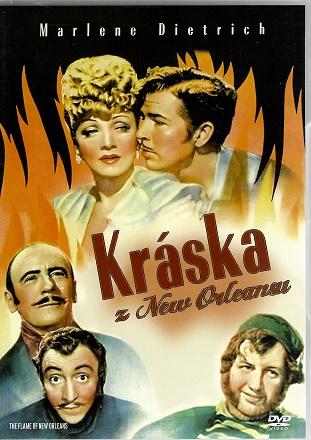 Kráska z Nového Orleánsu ( originální znění, titulky CZ ) plast DVD