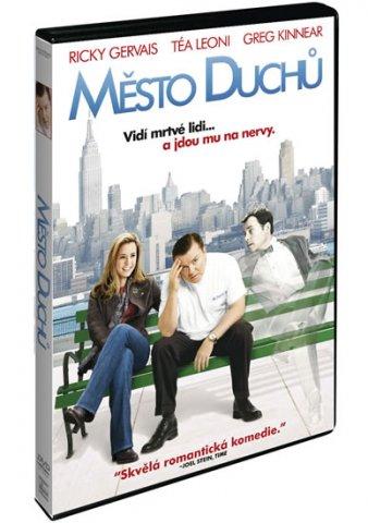 Město duchů - DVD /plast/