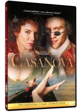 Casanova - DVD /plast/