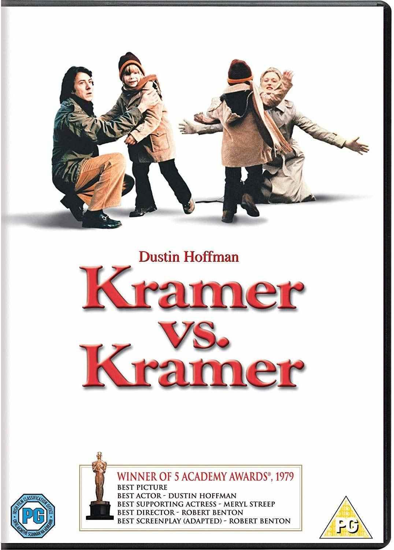Kramer vs. Kramer - v originálním znění bez CZ titulků - DVD /plast/