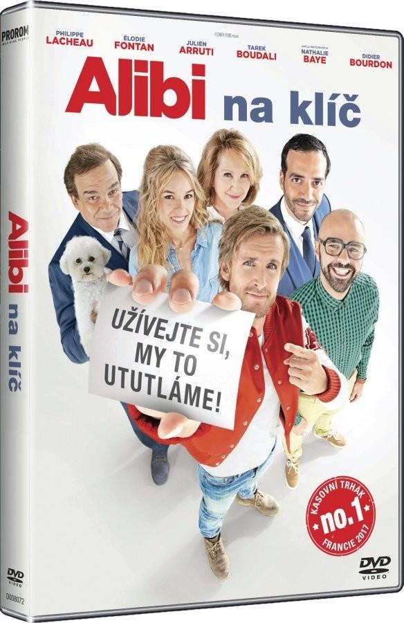 Alibi na klíč - DVD /plast/