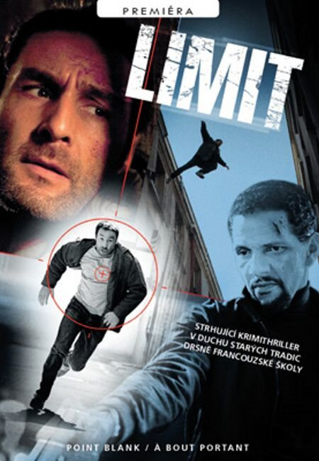 Limit - DVD /plast/