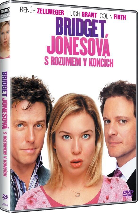 Bridget Jonesová - S rozumem v koncích - DVD /plast/