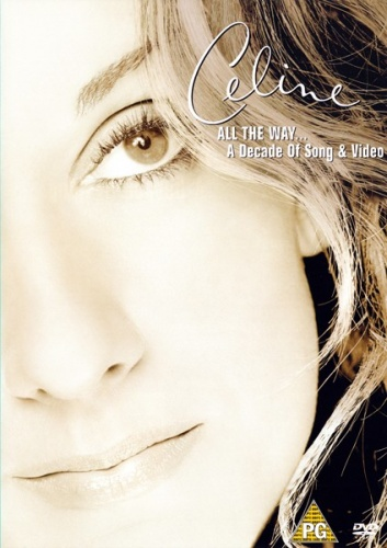 Celine - All The Way...A Decade Of Song & Video - DVD /plast/