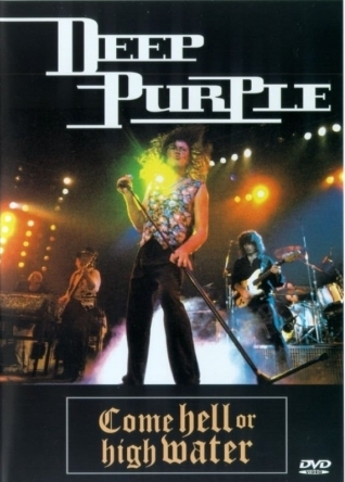 Deep Purple - Come Hell or High Water - DVD /plast/