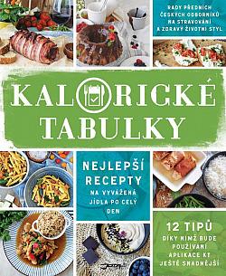 Kalorické tabulky - kolektiv autorů