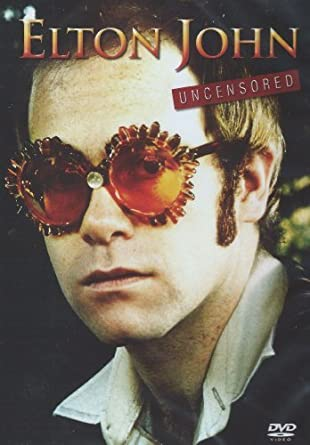 Elton John - Uncensored - DVD /plast/