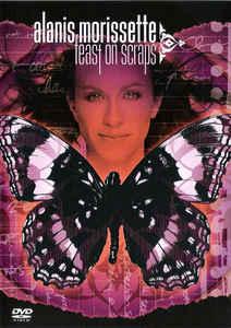Alanis Morissette - Feast on Scraps - 2xDVD /plast/