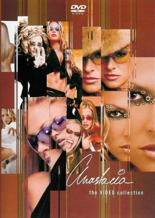 Anastacia - The Video Collection - DVD /plast/