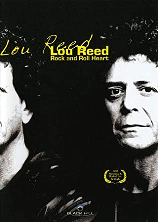 Lou Reed - Rock and Roll Heart - DVD /plast/