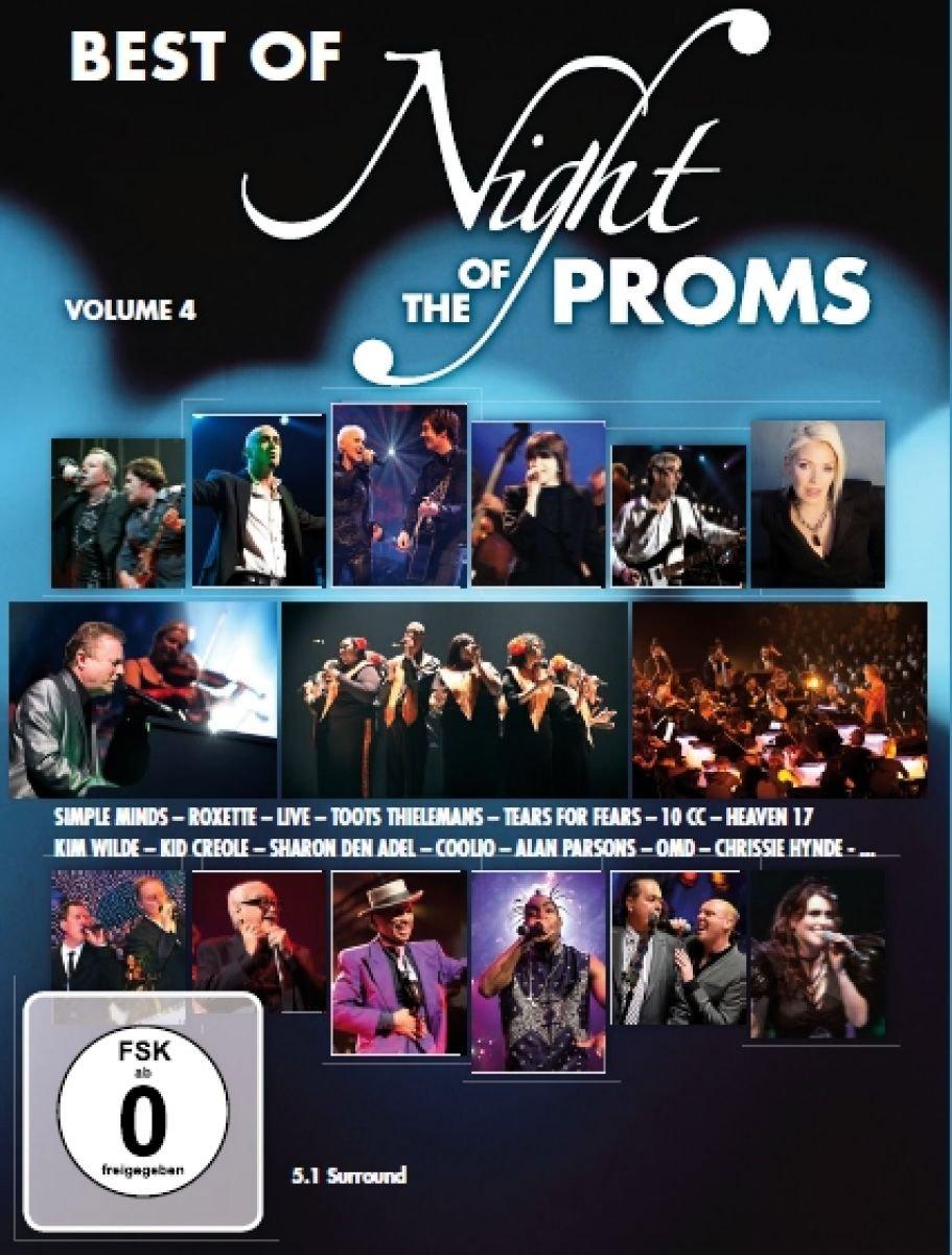 Best of Night of the Proms - Volume 4 - DVD /plast v šubru/