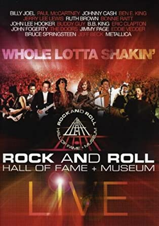 Whole Lotta Shakin'- Rock and Roll Hall of Fame + Museum - DVD /slim/