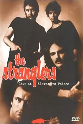 The Stranglers - Live At Alexandra Palace - DVD /plast/