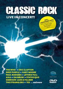 Classic Rock - Live in Concert! - DVD /plast/