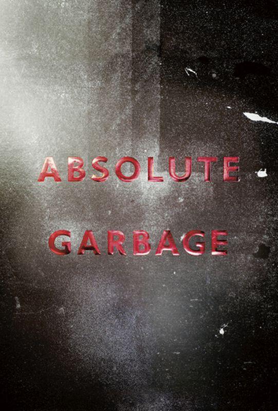 Absolute Garbage - DVD /plast/