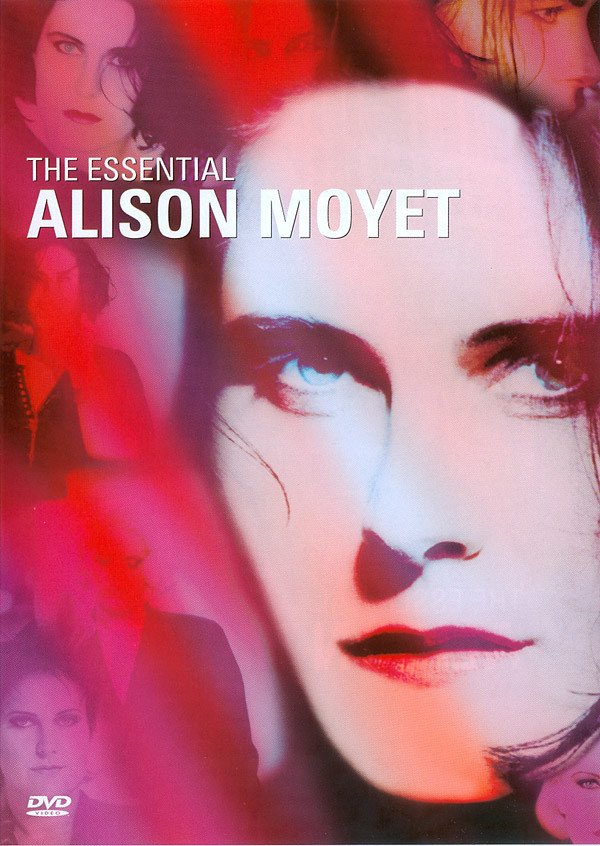 Alison Moyet - The Essential - DVD /plast/
