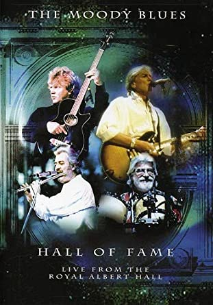 The Moody Blues - Hall of Fame - DVD /plast/