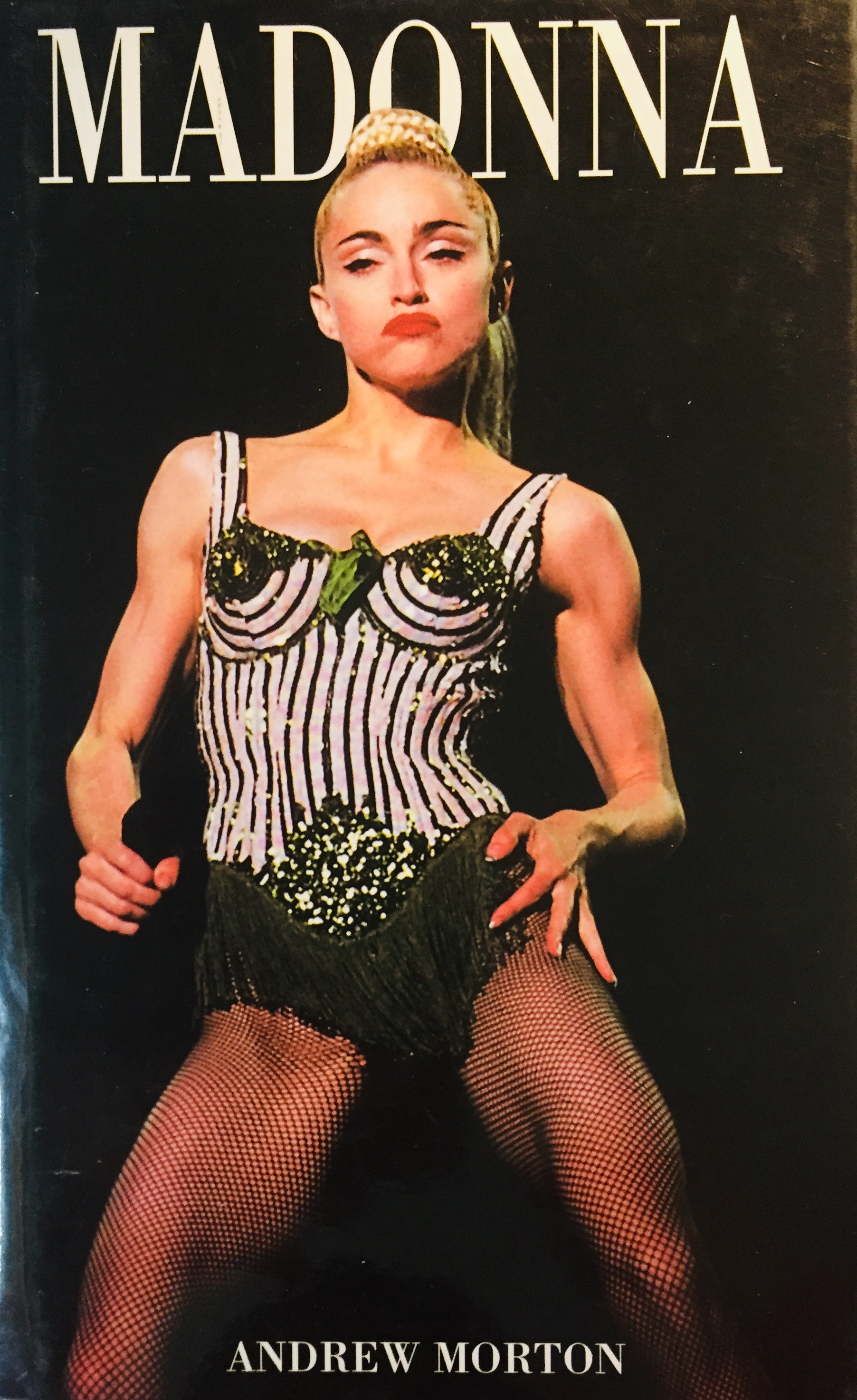 Madonna - Andrew Morton /bazarové zboží/