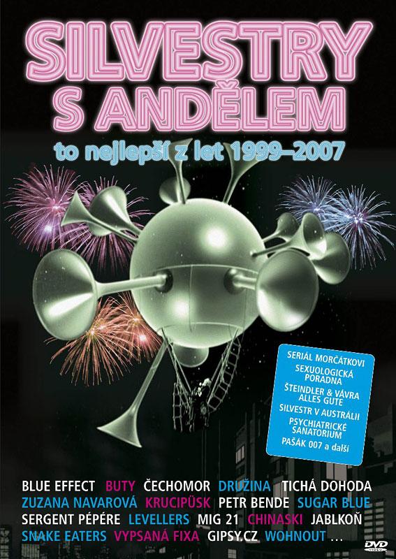 Silvestry s Andělem - DVD /plast/