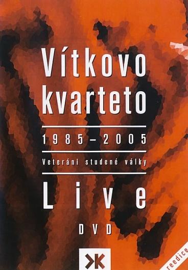Vítkovo kvarteto - 1985-2005 - DVD /plast/