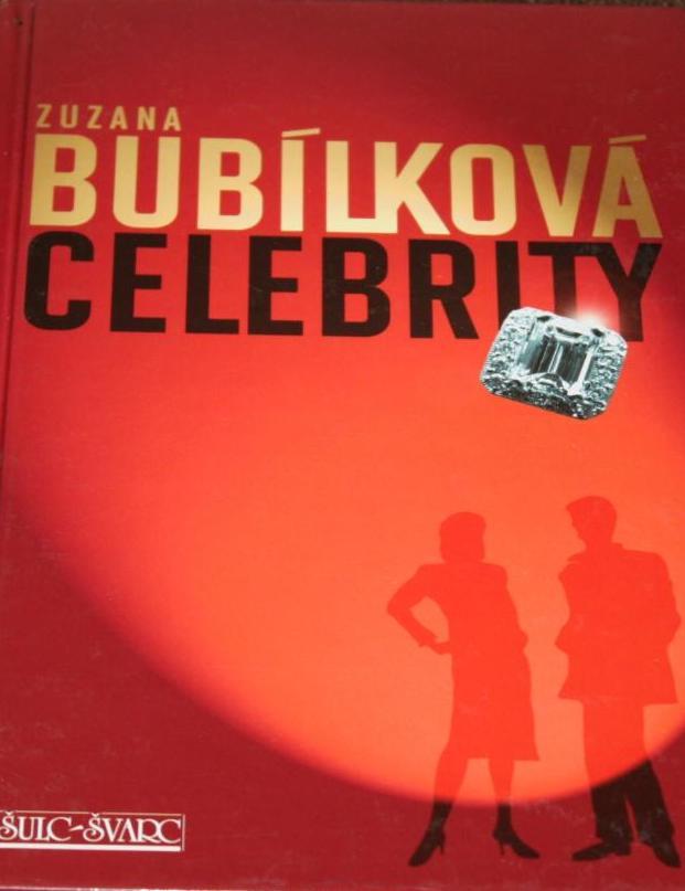 Celebrity - Zuzana Bubílková