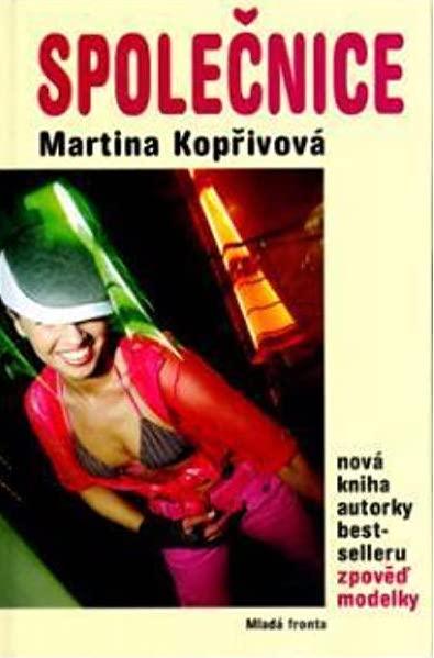 Společnice - Martina Kopřivová