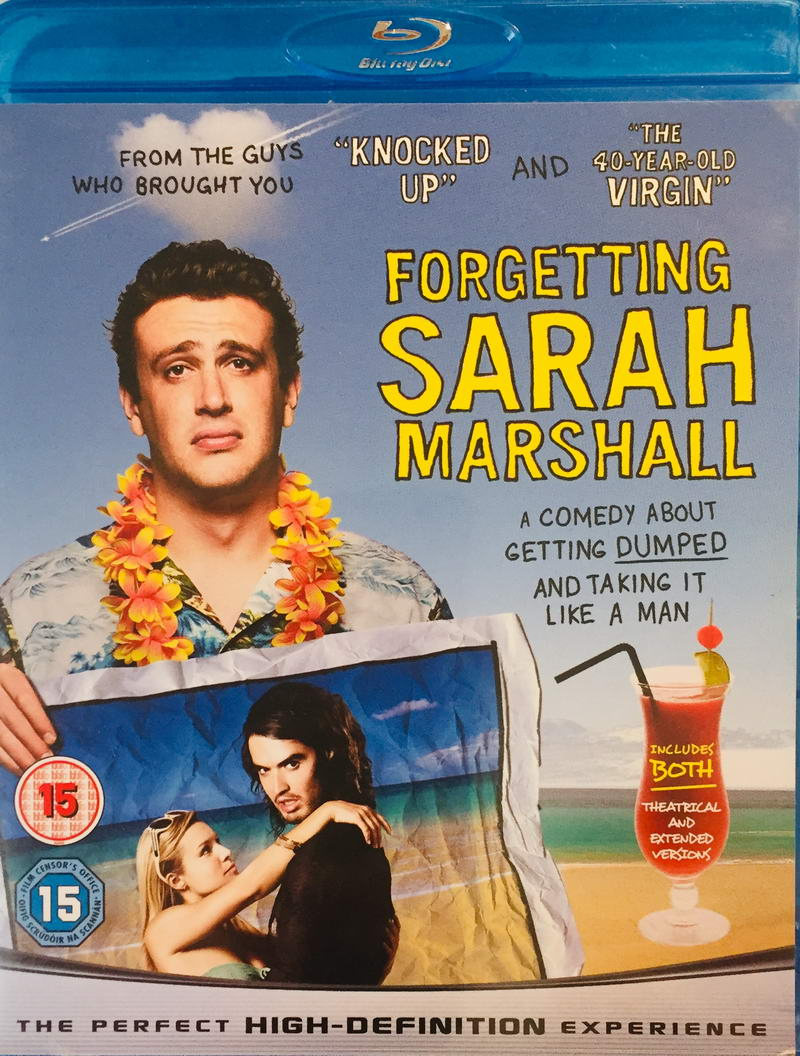 Forgetting Sarah Marshall / Kopačky - v originálním znění bez CZ titulků - Blu-ray Disc