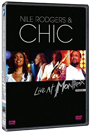 Nile Rodgers & Chic - Live At Montreaux 2004 - DVD /plast/