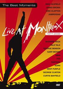 The Best Moments 1977-2006 - Live At Montreaux - DVD /plast/