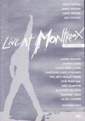 Live At Montreaux 1977-2005 - DVD /plast/
