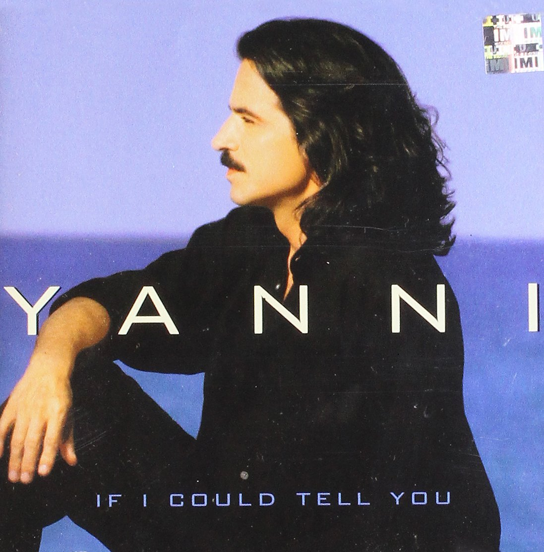 Yanni - If I Could Tell You - CD /plast/