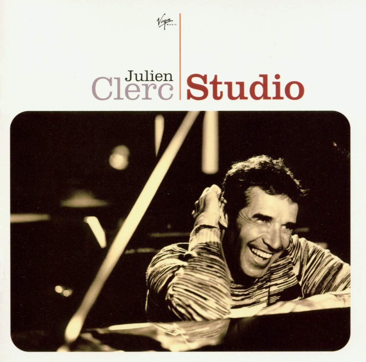 Julien Clerc - Studio - CD /plast/
