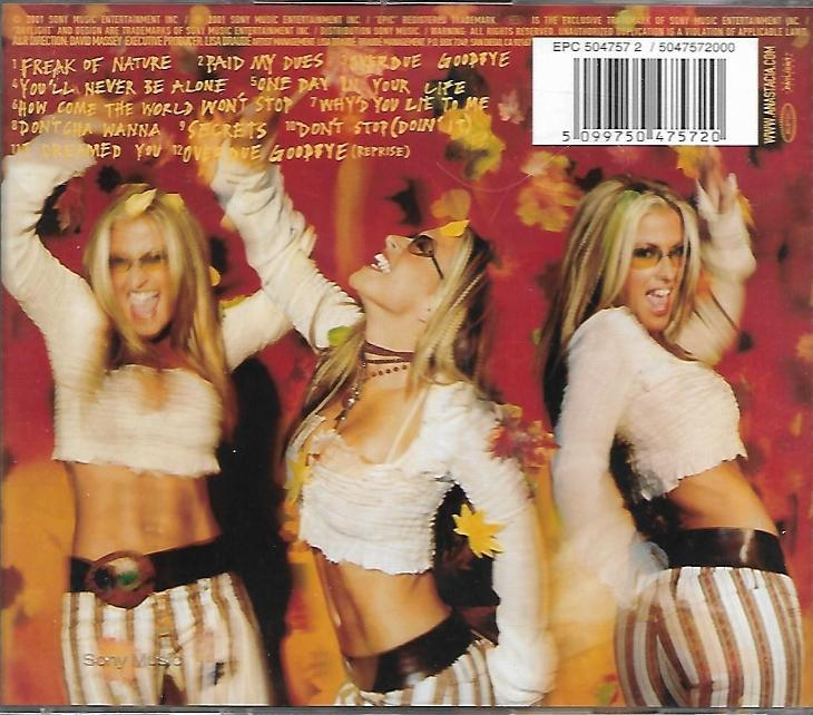 Anastacia - Freak Of Nature - CD /plast/