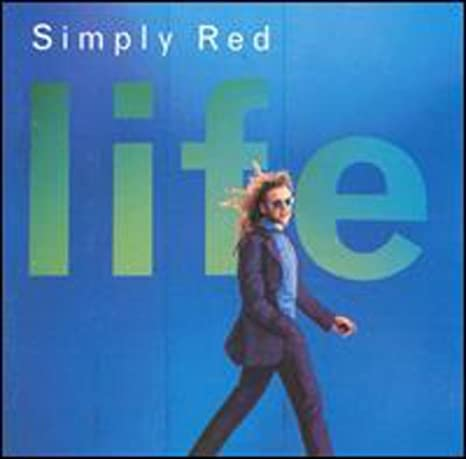 Simply Red - Life - CD /plast/