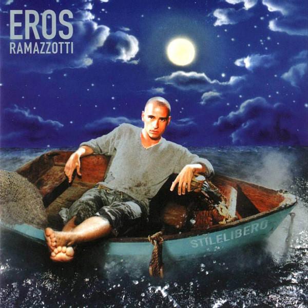 Eros Ramazzotti - Stilelibero - CD /plast/