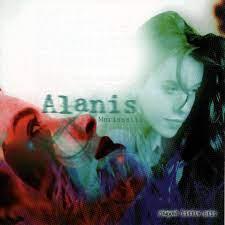 Alanis Morissette - Jagged Little Pill - CD /plast/