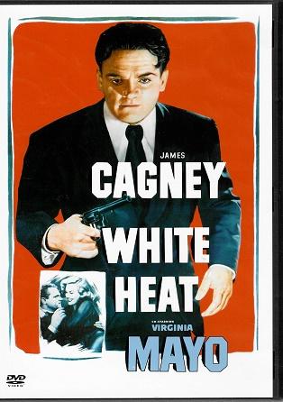 White Heat / Bílý žár ( originální znění, titulky CZ ) plast DVD