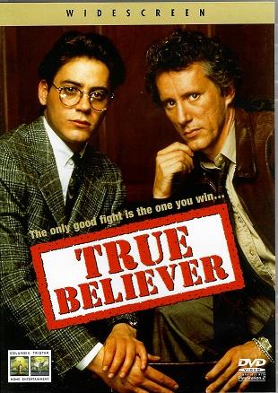 True Believer / Obhájce pravdy ( originální znění, titulky CZ ) plast DVD