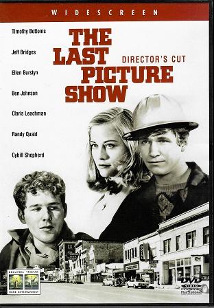 The Last Picture Show / Poslední představení ( originální znění, titulky CZ ) plast DVD