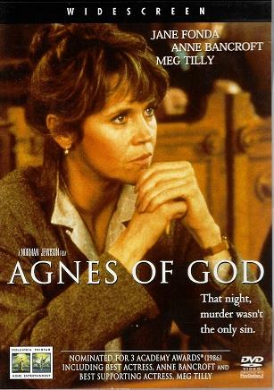 Agnes of God / Anežka boží ( originální znění, titulky CZ ) plast DVD