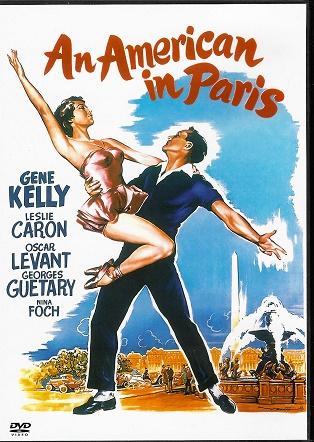 An American in Paris / Američan v Paříži ( originální znění, titulky CZ ) plast DVD