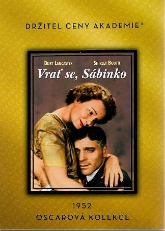 Vrať se, Sábinko ( originální znění, titulky CZ ) plast DVD