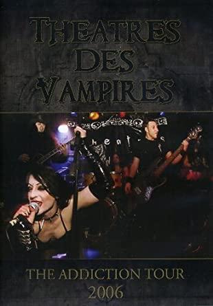 Theatres des Vampires - The Addiction Tour 2006 - DVD /plast/